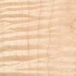curly hard maple mitchell forest products