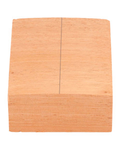 genuine mahogany guitar head block mitchell forest products