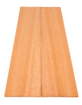 Genuine Mahogany side set guitar mitchell forest products