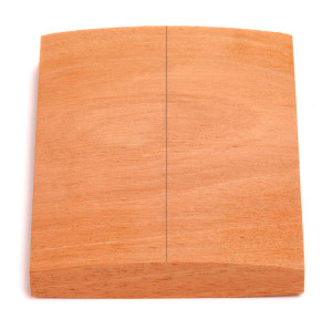 genuine mahogany guitar tail block mitchell forest products